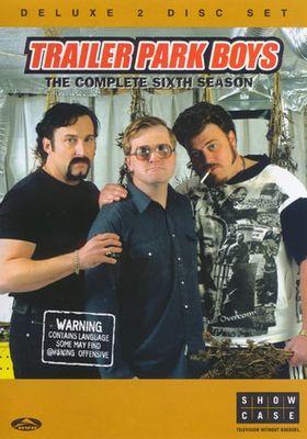 Trailer Park Boys Season 6's Poster