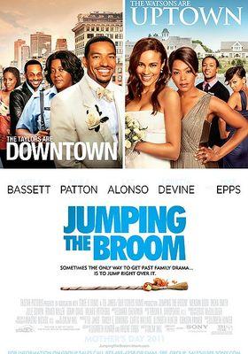 점핑 더 브룸의 포스터