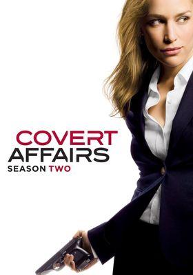 Covert Affairs Season 2's Poster