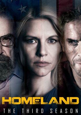 Homeland Season 3's Poster