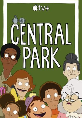 Central Park 's Poster