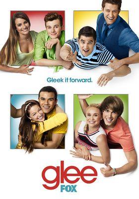『glee/グリー シーズン5』のポスター