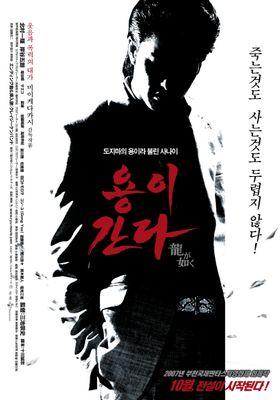 용이 간다의 포스터