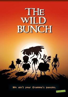 The Wild Bunch's Poster