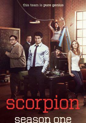 Scorpion Season 1's Poster