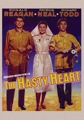 헤이스티 하트의 포스터