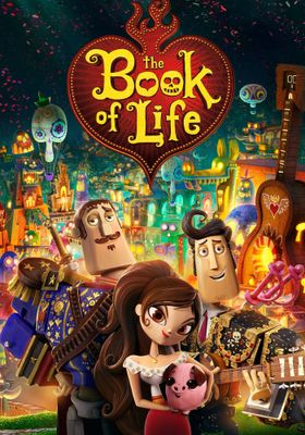 The Book of Life's Poster