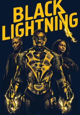 『ブラック・ライトニング シーズン1』のポスター