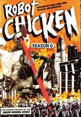 Robot Chicken Season 6's Poster