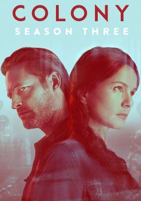 Colony Season 3's Poster