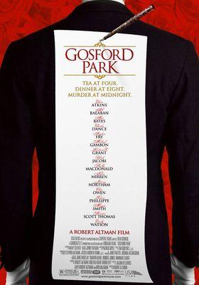 Gosford Park's Poster