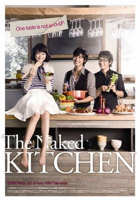 The Naked Kitchen's Poster