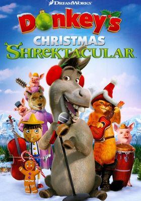 Donkey's Christmas Shrektacular's Poster