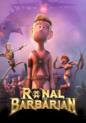 로날 더 바바리언의 포스터