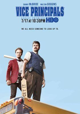 Vice Principals Season 1's Poster