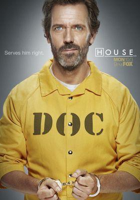 『Dr.HOUSE/ドクター・ハウス:シーズン8』のポスター