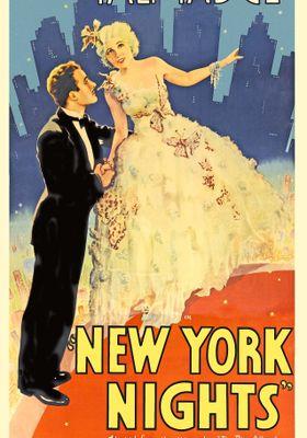 뉴욕 나이츠의 포스터