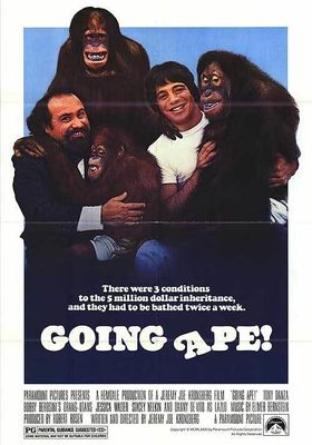Going Ape!'s Poster