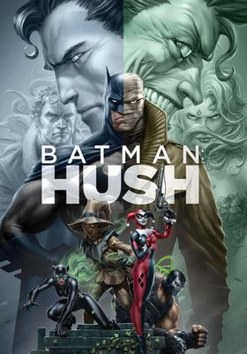 Batman: Hush's Poster