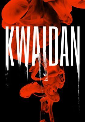 Kwaidan's Poster