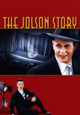 The Jolson Story's Poster