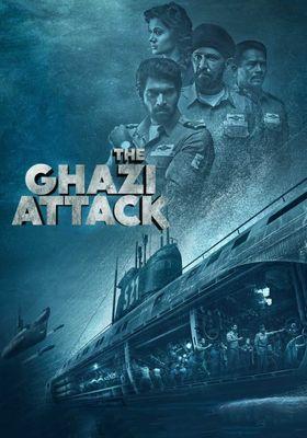 The Ghazi Attack의 포스터