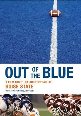 아웃 오브 더 블루: 인생과 풋볼에 관한 영화의 포스터