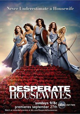 『デスパレートな妻たち シーズン6』のポスター