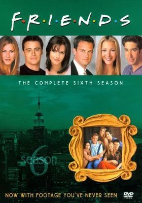 『フレンズ シーズン6』のポスター