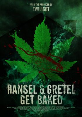 헨젤 & 그레텔 겟 베이크드의 포스터