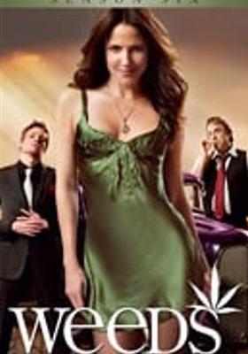 Weeds Season 6's Poster
