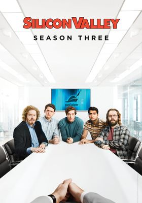 Silicon Valley Season 3's Poster