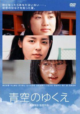 푸른 하늘의 행방의 포스터