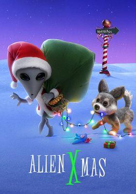 Alien Xmas's Poster