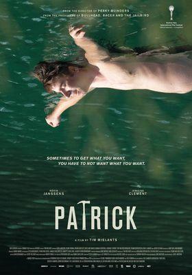 『Patrick(英題)』のポスター