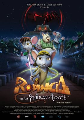 Rodencia and the Princess Tooth's Poster