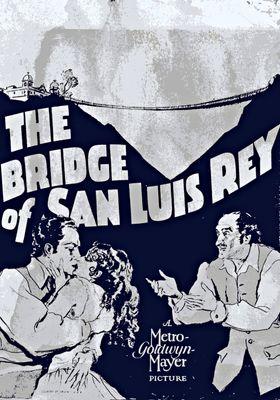 브릿지 오브 산 루이스 레이의 포스터