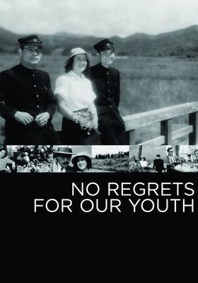 No Regrets for Our Youth's Poster