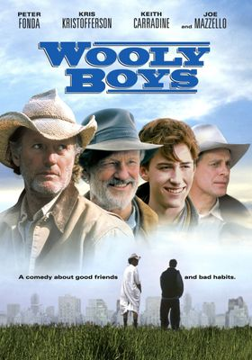 Wooly Boys's Poster