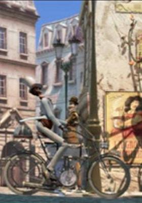 배달부, 도둑 그리고 비둘기의 포스터