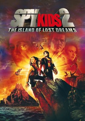 Spy Kids 2: The Island of Lost Dreams's Poster