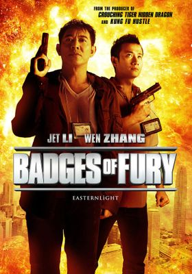 Badges of Fury's Poster