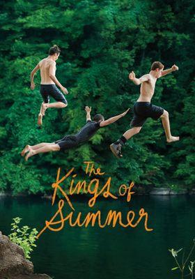 『キングス・オブ・サマー』のポスター