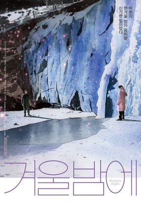 겨울밤에의 포스터