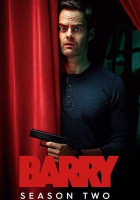 『バリー シーズン2』のポスター