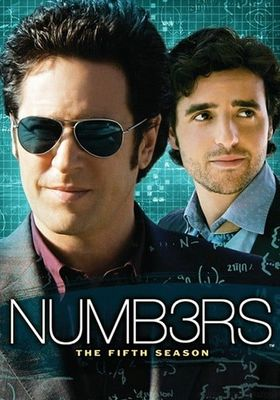 Numb3rs Season 5's Poster