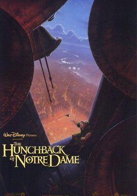 『ノートルダムの鐘』のポスター