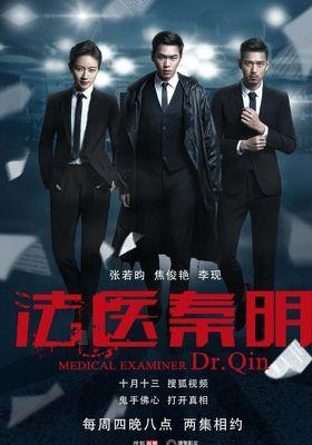 Medical Examiner Dr. Qin 's Poster