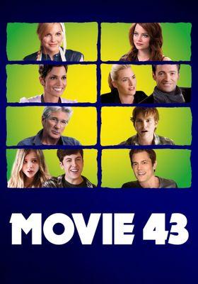 『ムービー43』のポスター