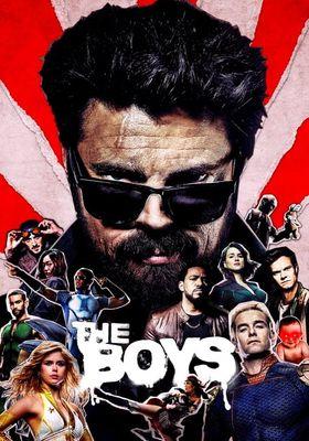 The Boys Season 2's Poster